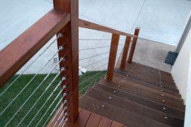 Rear Staircase Rebuild