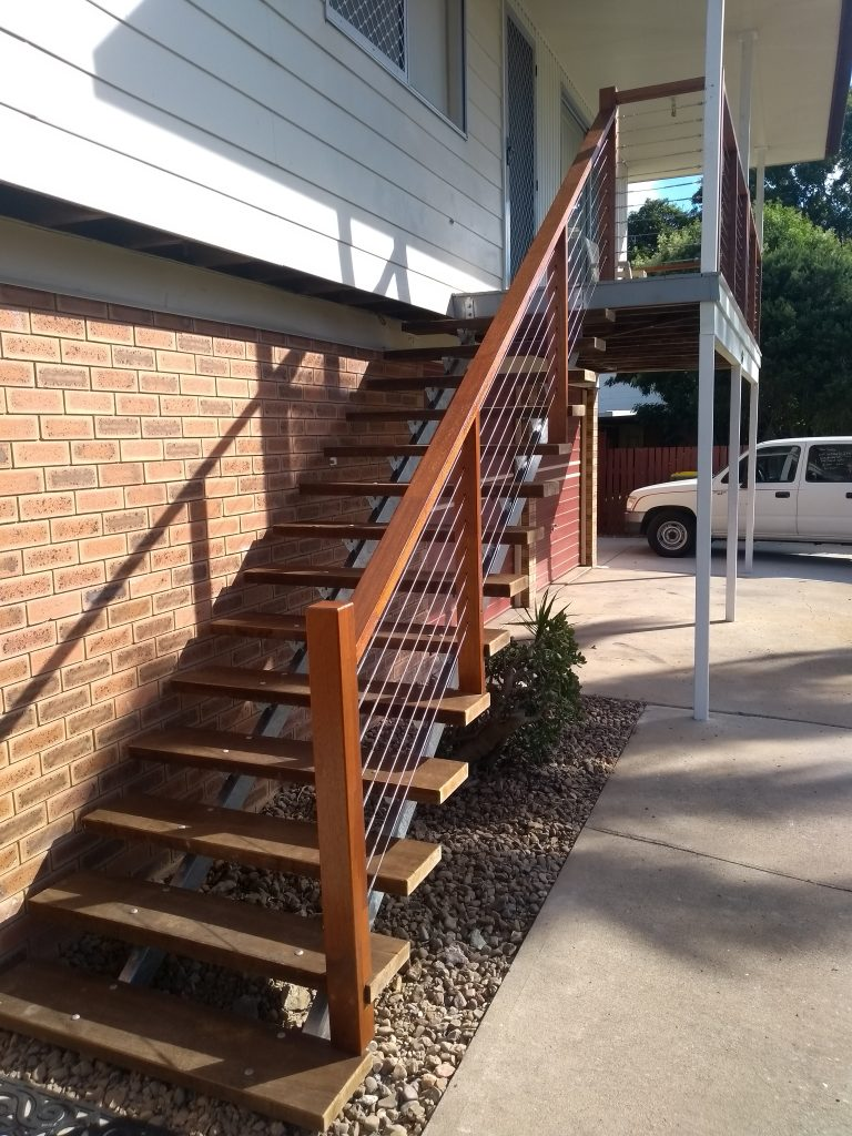 External Stairs I Carpentry