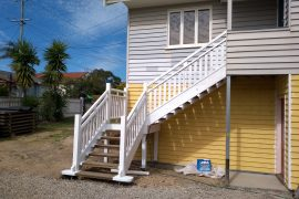 External Hardwood Staircase Camp Hill