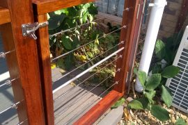 Stainless Steel Wire Balustrading