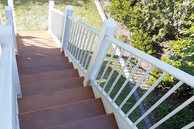 Enquire through us about your Aluminium Balustrade in Brisbane
